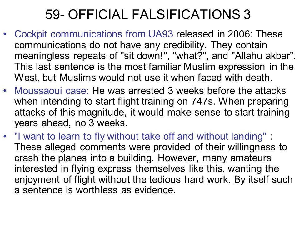59- OFFICIAL FALSIFICATIONS 3