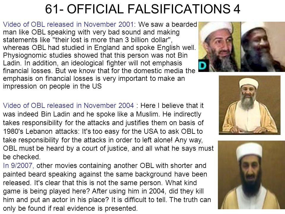 61- OFFICIAL FALSIFICATIONS 4
