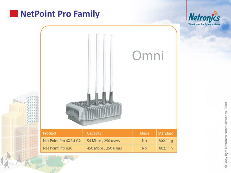 NetPoint Pro Family 11