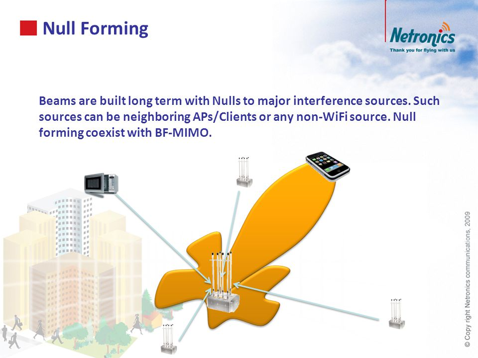 Null Forming