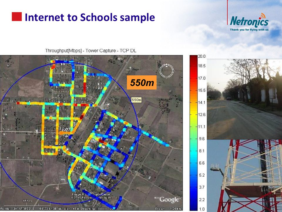 Internet to Schools sample