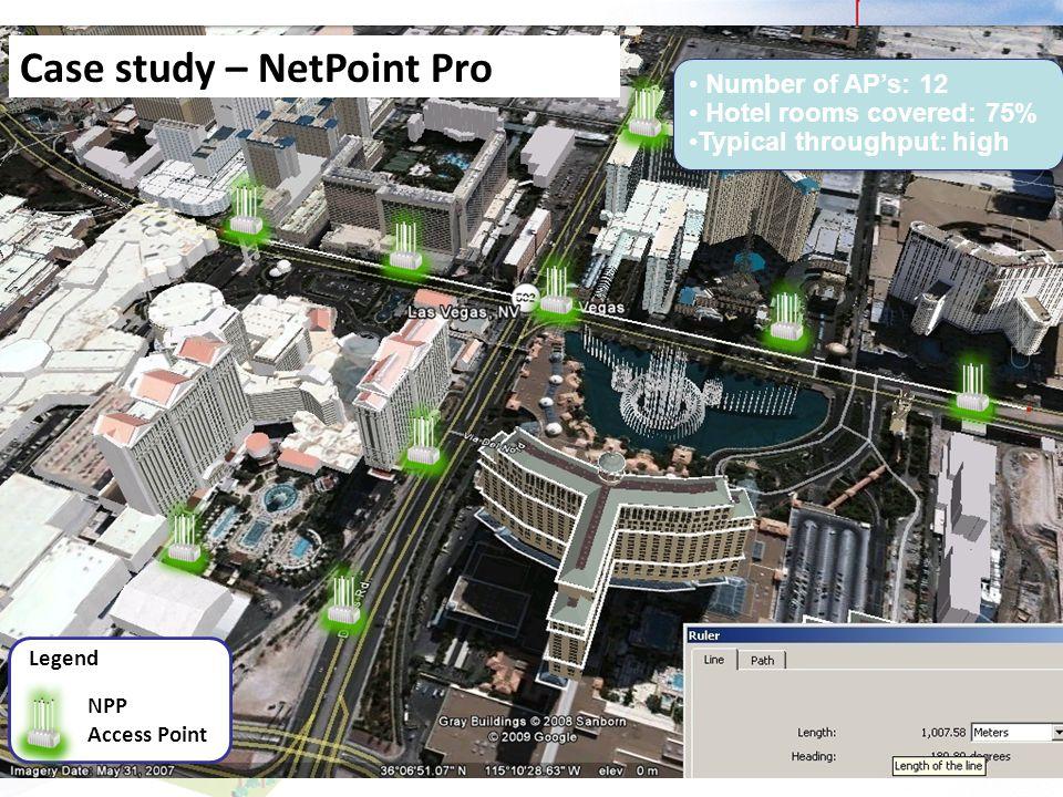Case study – NetPoint Pro