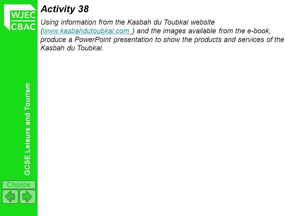 Activity 38