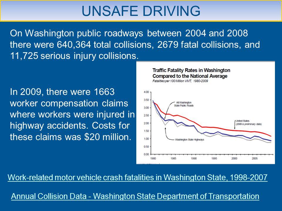 Annual Collision Data - Washington State Department of Transportation