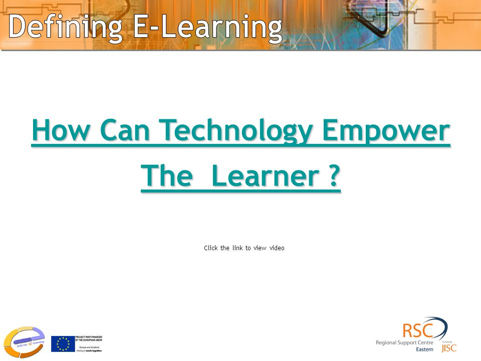 How Can Technology Empower