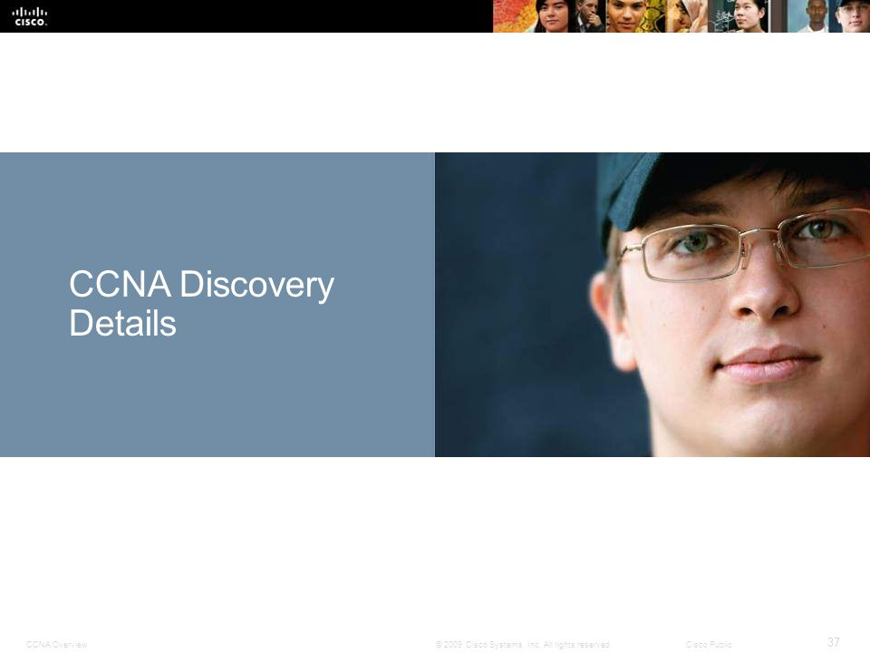 CCNA Discovery Details
