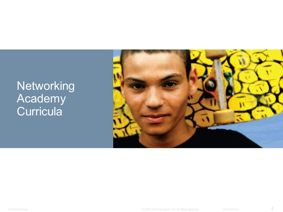 Networking Academy Curricula
