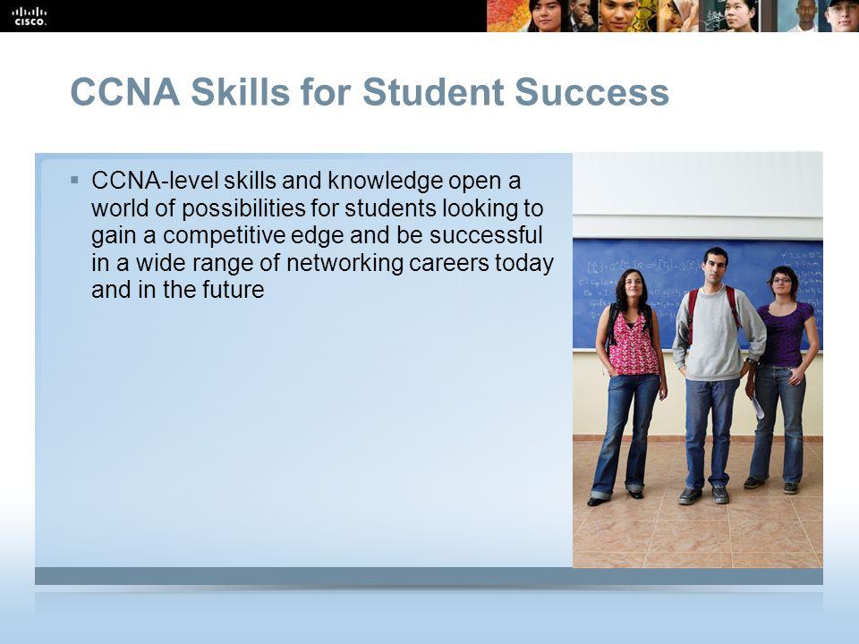 CCNA Skills for Student Success