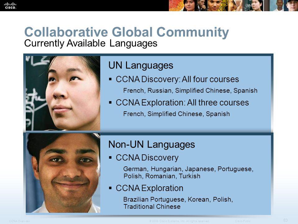 Collaborative Global Community