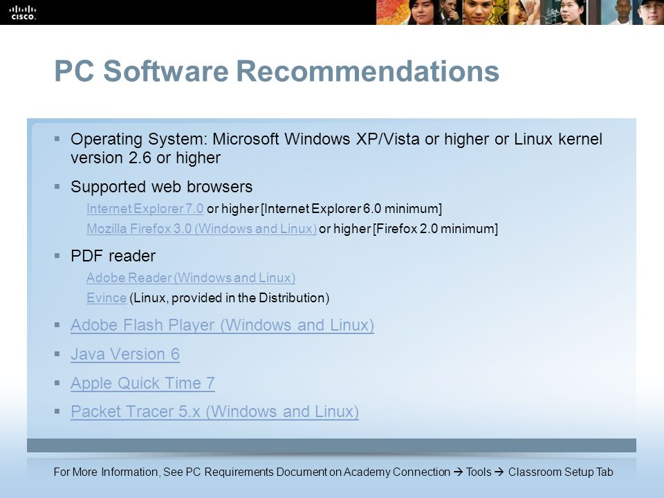 PC Software Recommendations