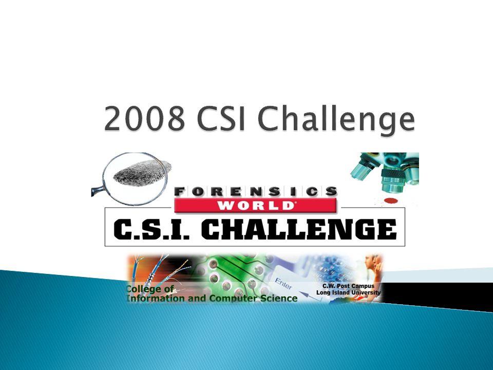 2008 CSI Challenge