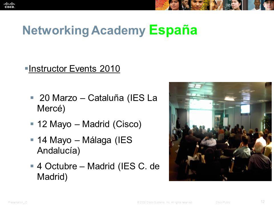 Networking Academy España