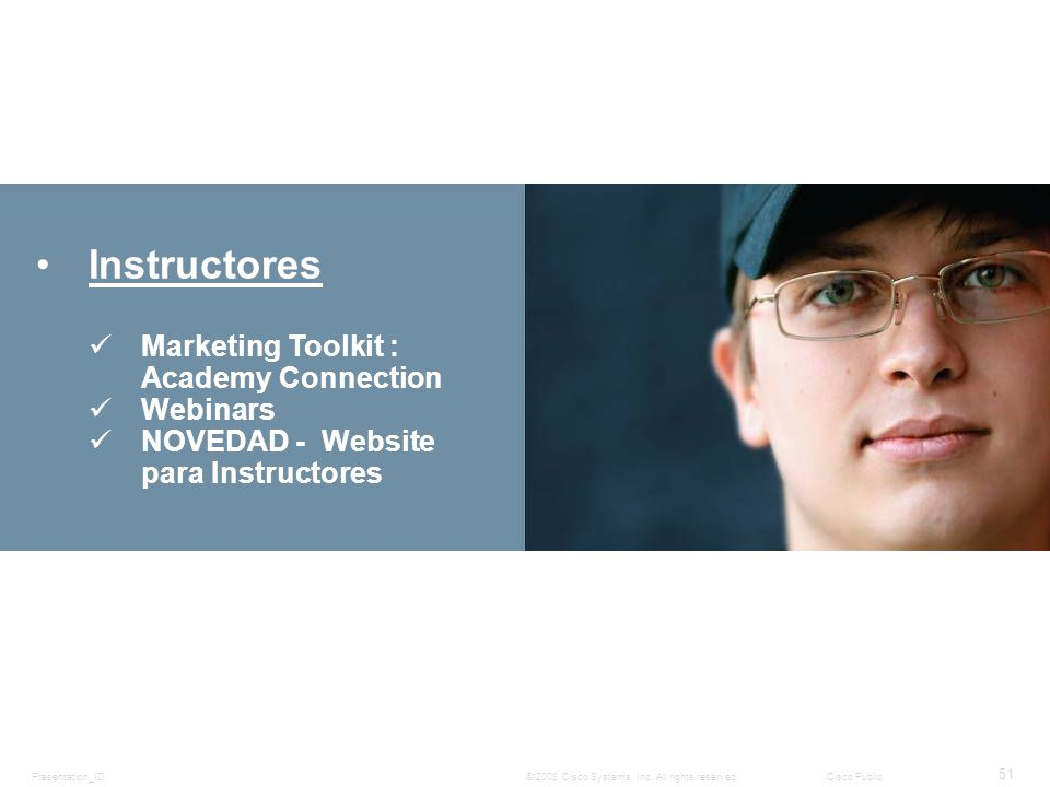 Instructores Marketing Toolkit : Academy Connection Webinars