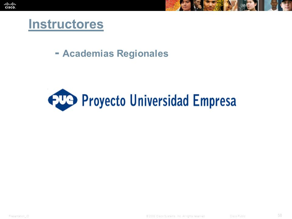 Instructores - Academias Regionales