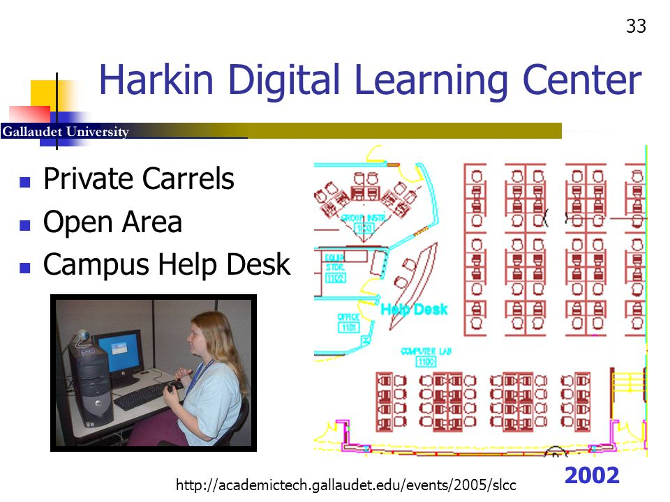 Harkin Digital Learning Center