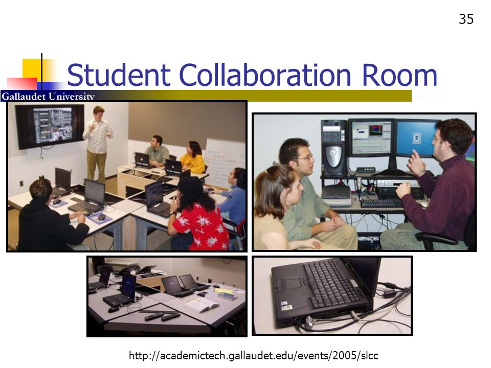 Student Collaboration Room