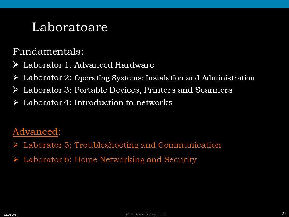 Laboratoare Fundamentals: Advanced: Laborator 1: Advanced Hardware