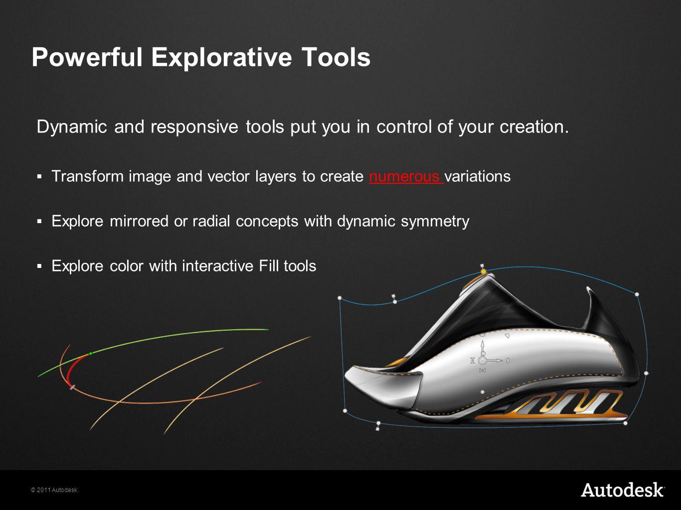 Powerful Explorative Tools