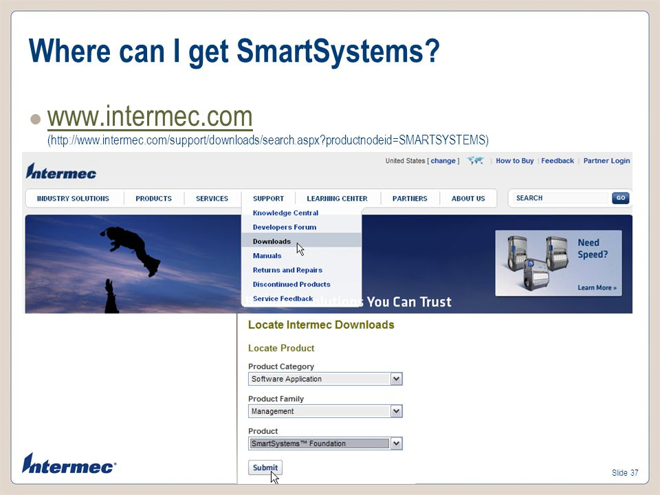 Where can I get SmartSystems