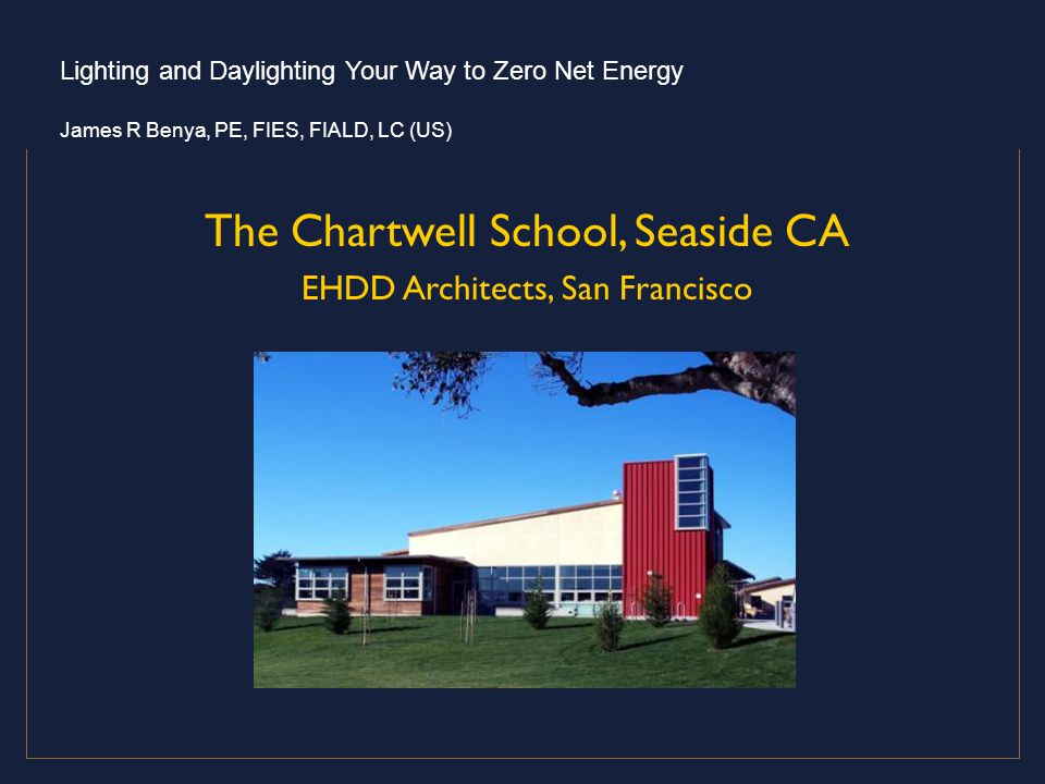 The Chartwell School, Seaside CA