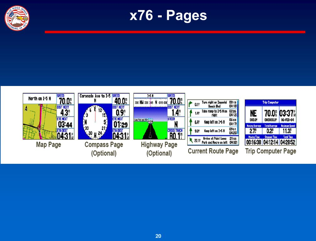 x76 - Pages