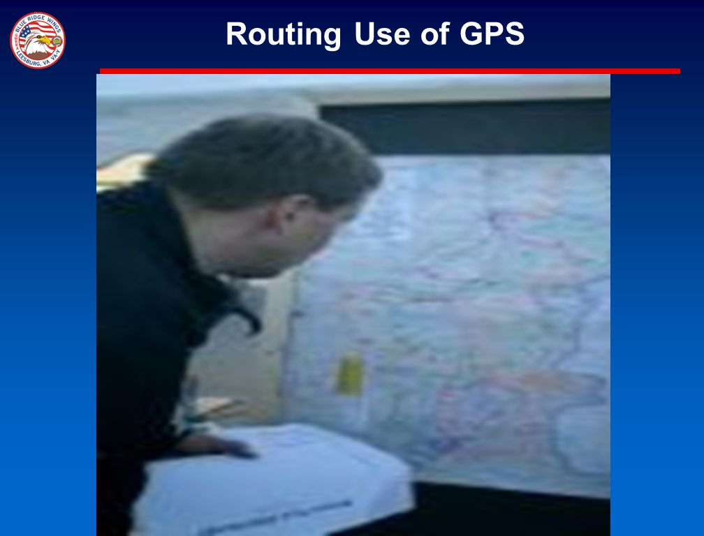 Routing Use of GPS