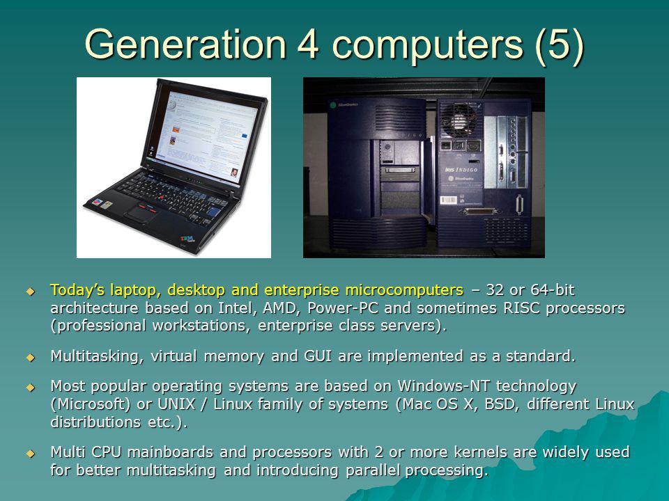 Generation 4 computers (5)