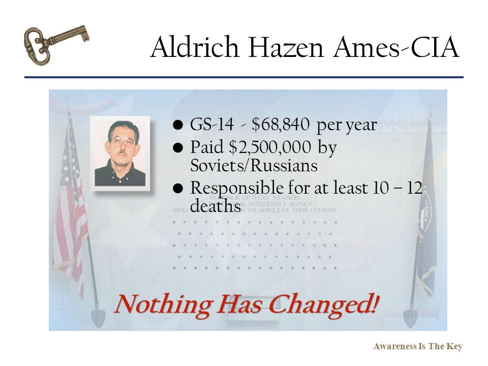 Aldrich Hazen Ames-CIA