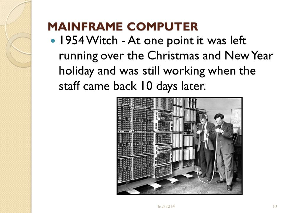 Introduction to COMPUTER - ppt video online download