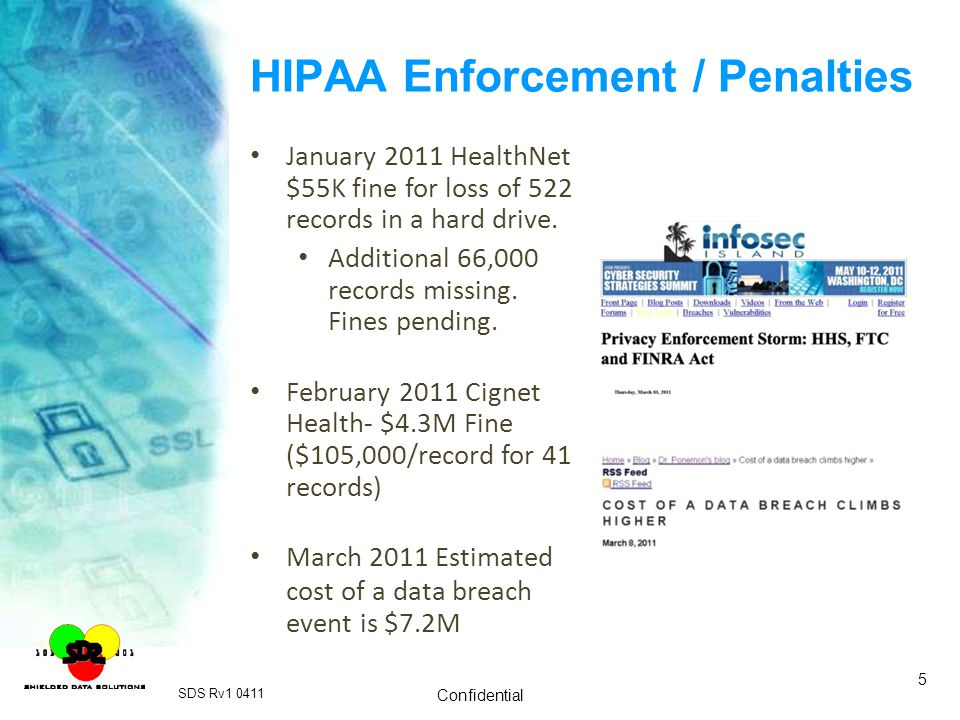 HIPAA Enforcement / Penalties