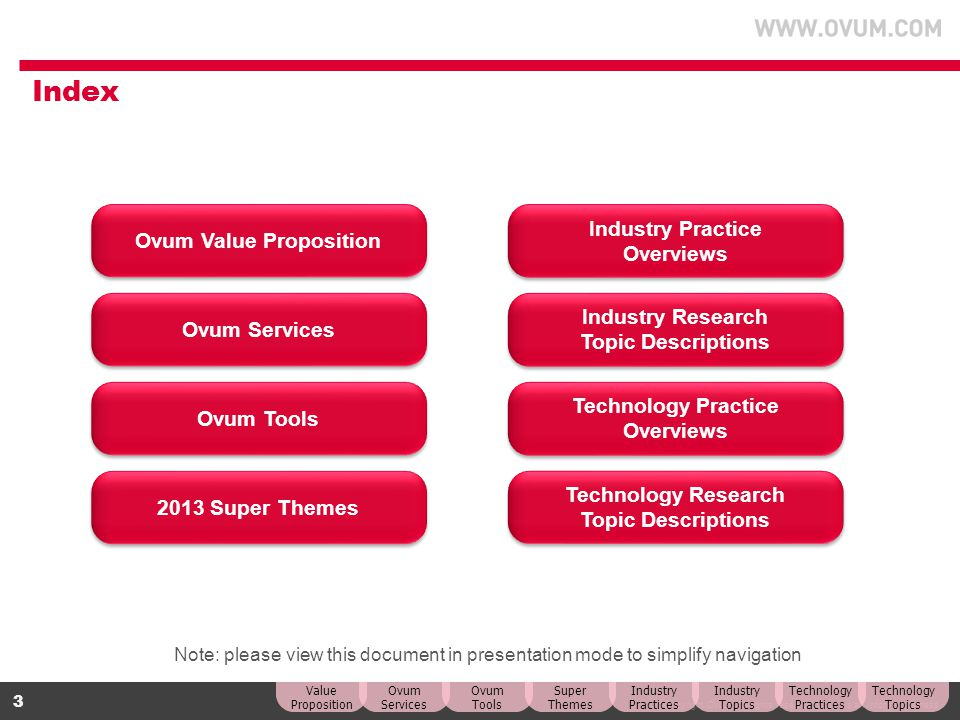 Ovum It Research Agenda Ppt Download
