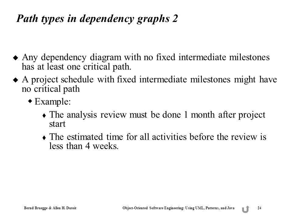 Path types in dependency graphs 2
