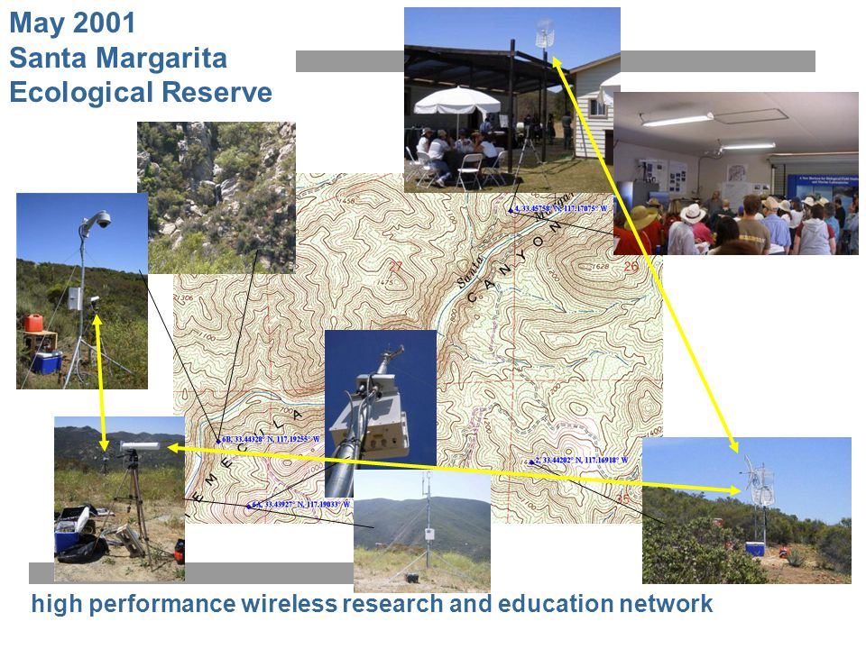 May 2001 Santa Margarita Ecological Reserve