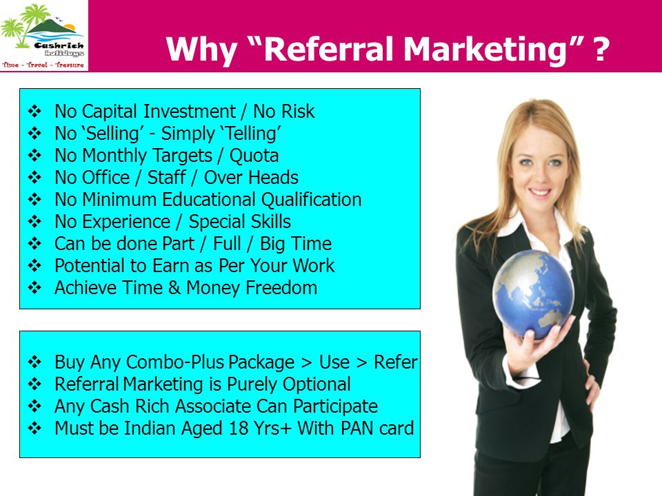 Why Referral Marketing