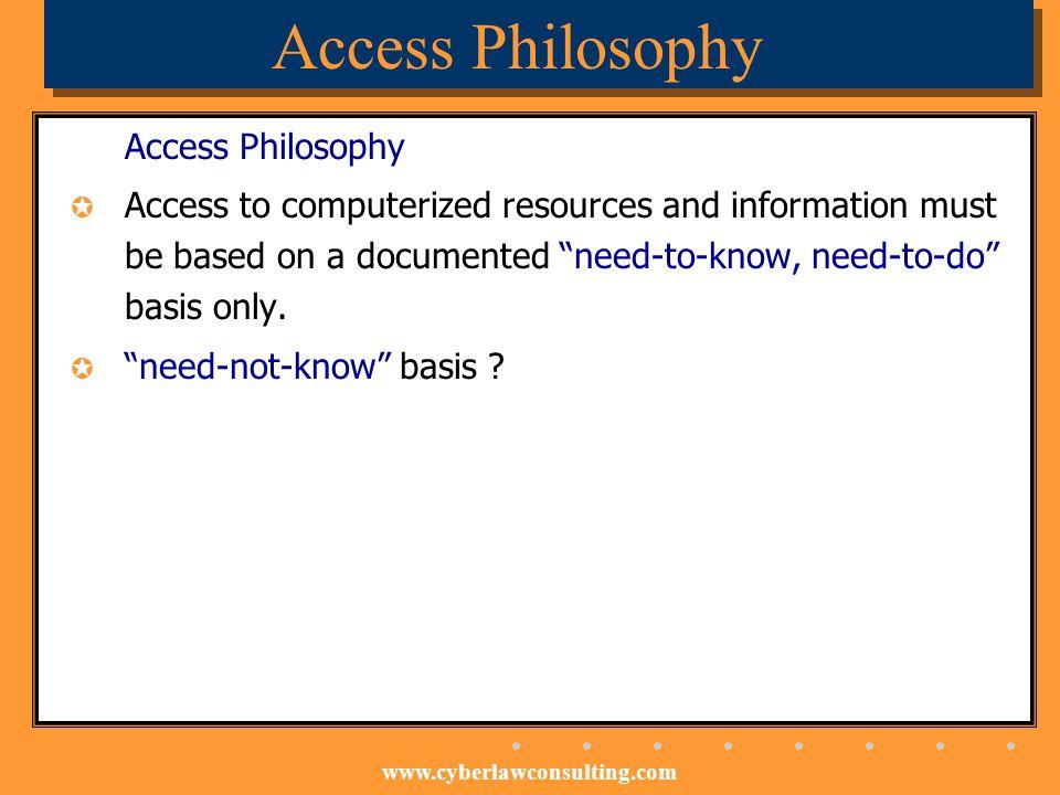 Access Philosophy Access Philosophy