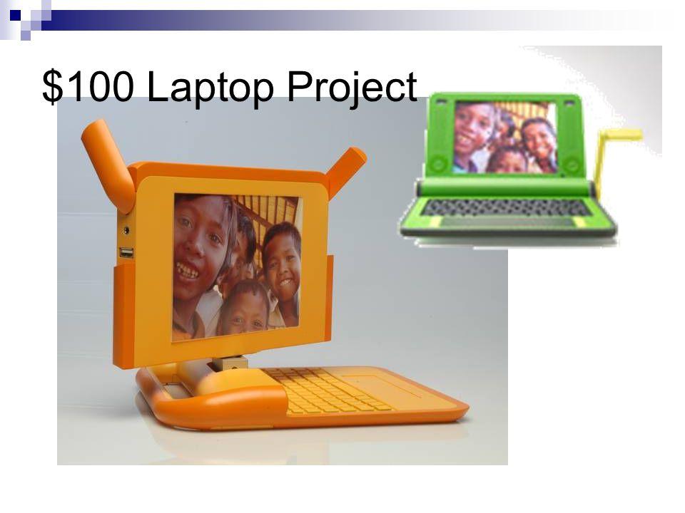 $100 Laptop Project