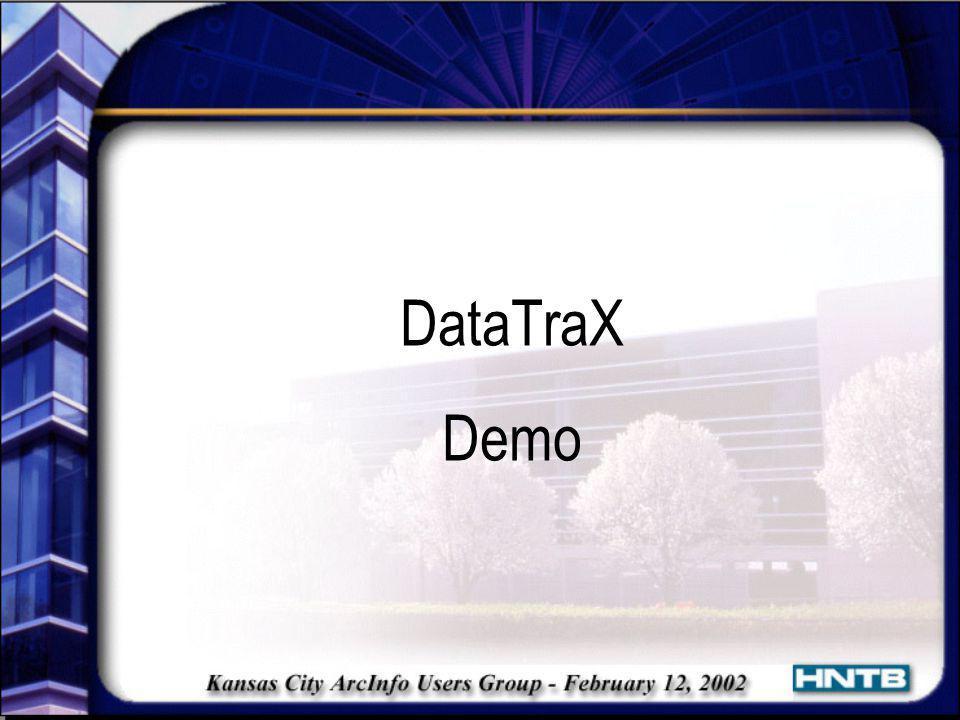 DataTraX Demo