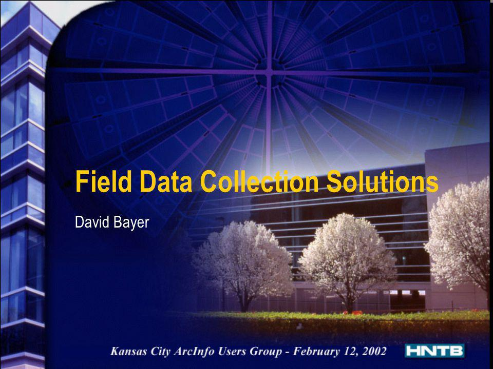 Field Data Collection Solutions