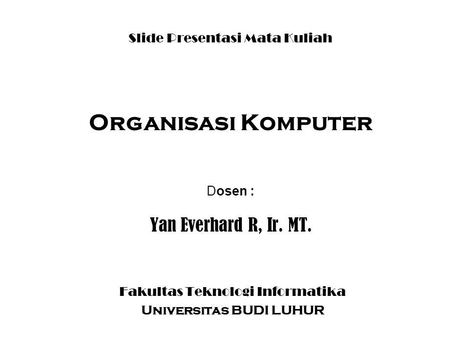 Fakultas Teknologi Informatika Universitas BUDI LUHUR