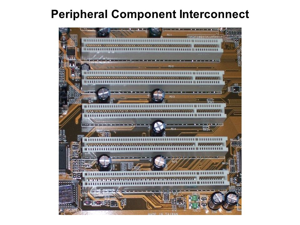 Peripheral Component Interconnect