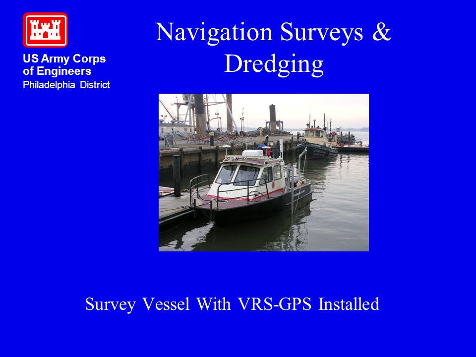 Navigation Surveys & Dredging