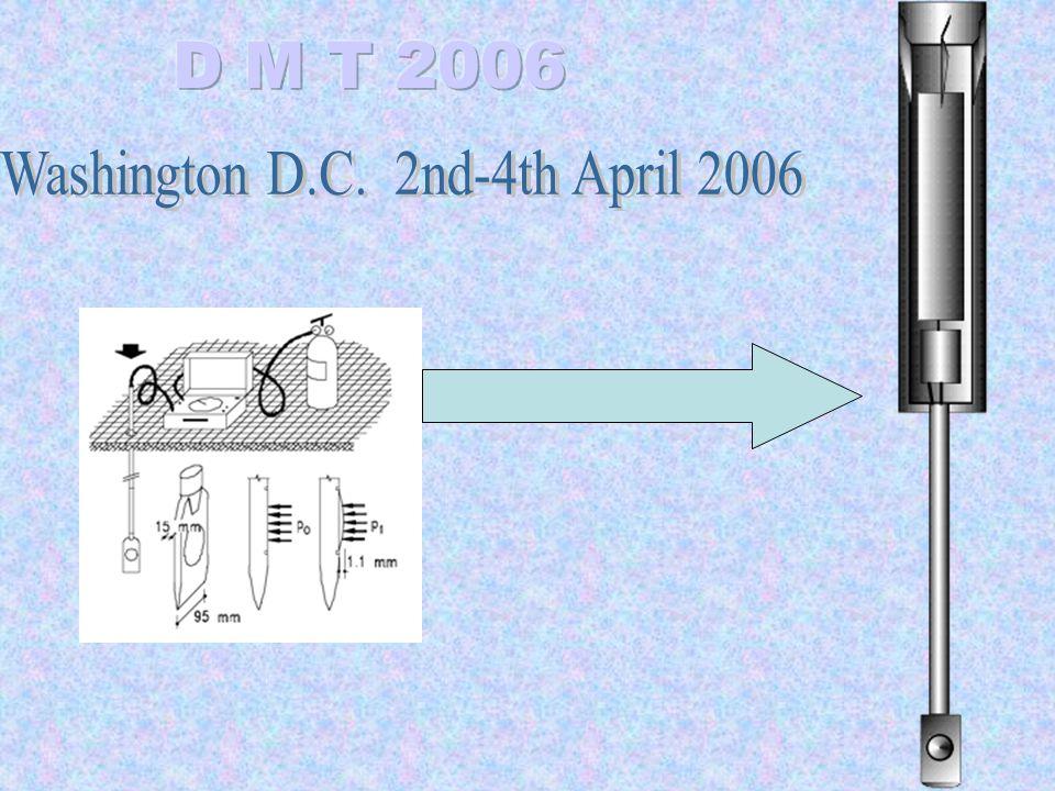 Washington D.C. 2nd-4th April 2006
