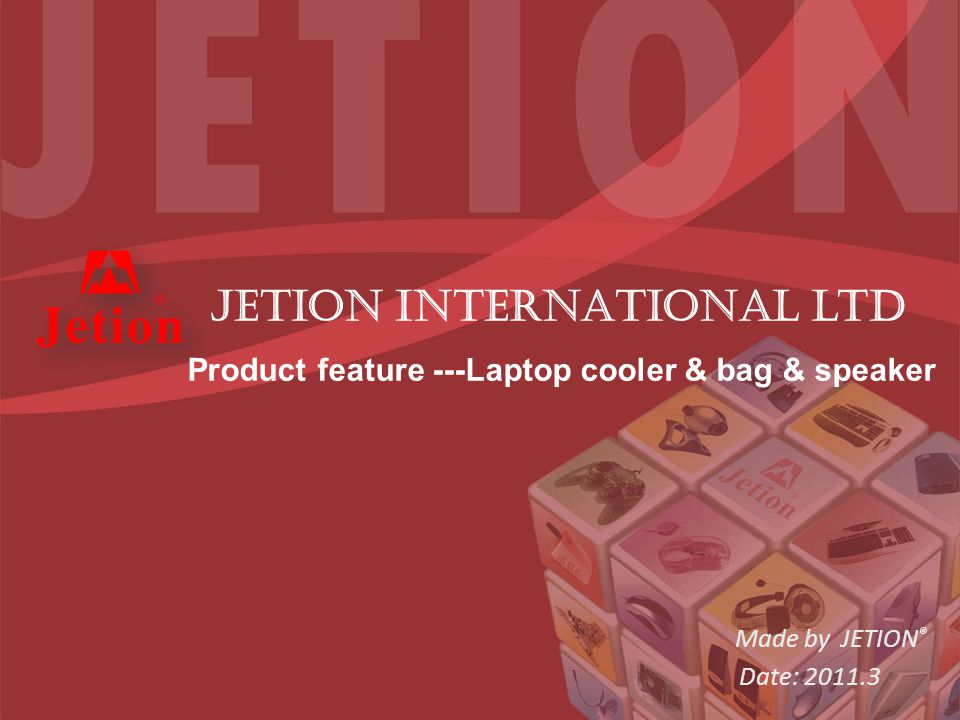 JETION INTERNATIONAL ltd
