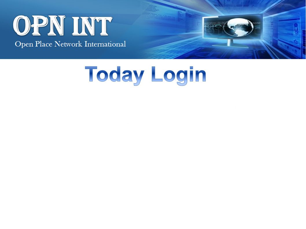 Today Login