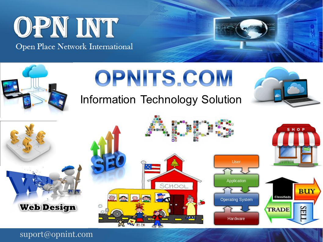 OPNITS.COM Host Information Technology Solution