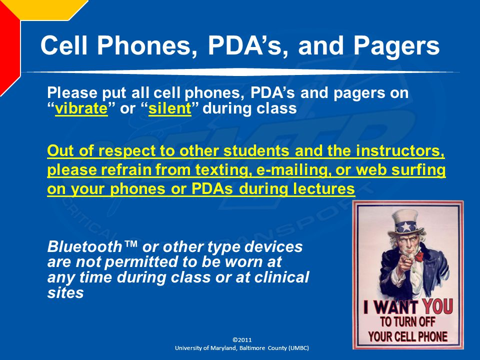 Cell Phones, PDA's, and Pagers