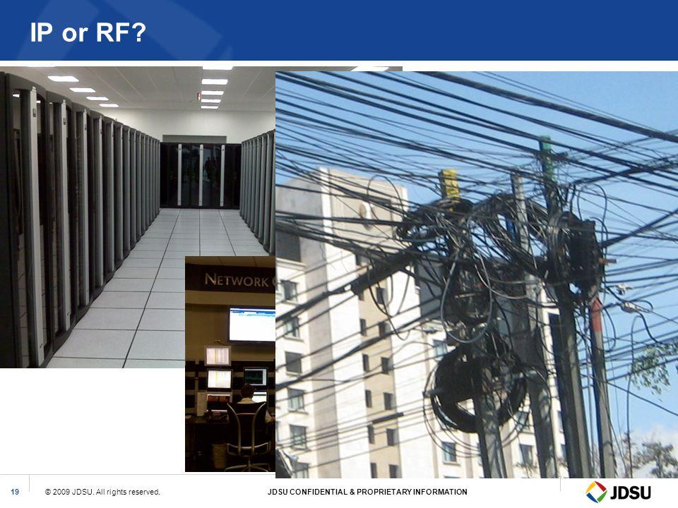 IP or RF