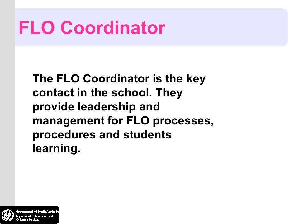 FLO Coordinator