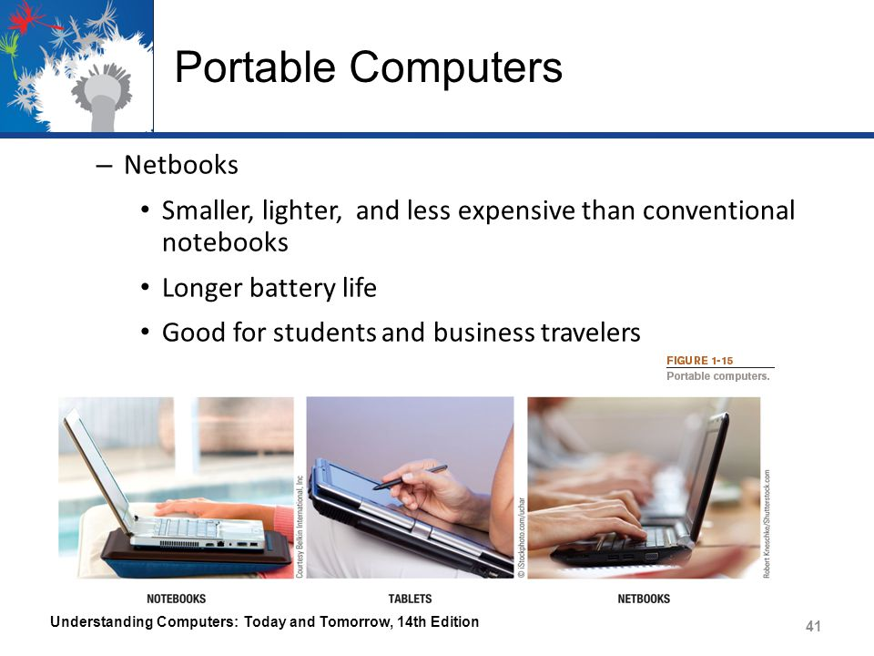 Portable Computers Netbooks