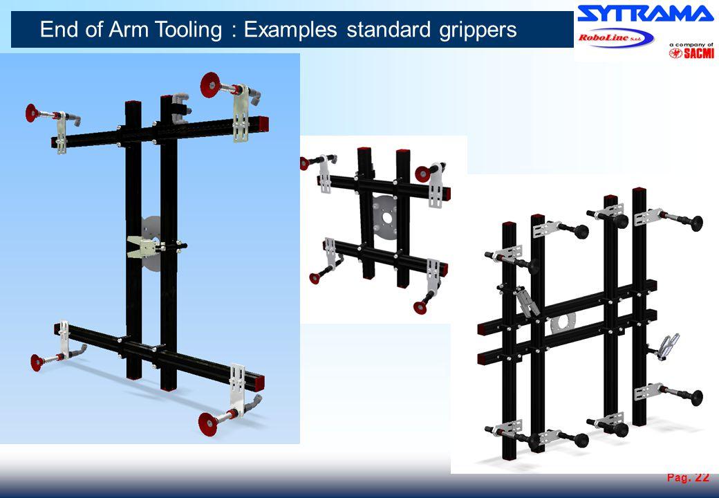 Examples standard conveyor